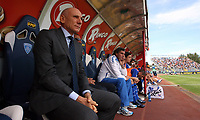 "Empoli (Florence, Italy) Stadium ""Carlo Castellani"" Match day 4 Serie A Campionship Empoli F.C.-S.S.C.Napoli September 23:<br /> Luigi Cagni of Empoli during the match on September 23, 2007 in Empoli, Italy. Empoli and Napoli 0-0<br /> Photo by Gianni Nucci/Insidefoto"