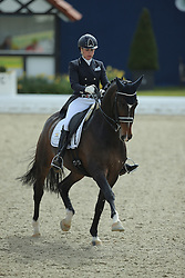 Kemenade-Witlox Mirelle, (NED), Decor Vivaldo<br /> Qualification Grand Prix Kur<br /> Horses & Dreams meets Denmark - Hagen 2016<br /> © Hippo Foto - Stefan Lafrentz
