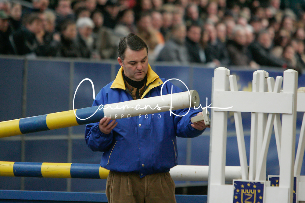 Weinberg Peter, GER<br /> Opendeurdag Zangersheide Lanaken 2006<br /> Photo © Hippo Foto