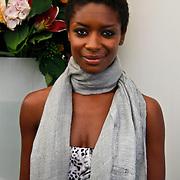 NLD/Amsterdam/20100716 - Inloop modeshow Monique de Collignon bij de AIF, Sylvana Simons