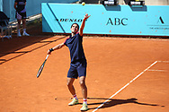 Pierre-Hugues Herbert of France during the Mutua Madrid Open 2021, Masters 1000 tennis tournament on May 4, 2021 at La Caja Magica in Madrid, Spain - Photo Laurent Lairys / ProSportsImages / DPPI