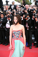 Berenice Bejo attends the gala screening of Lawless at the 65th Cannes Film Festival. The screenplay for the film Lawless was written by Nick Cave and Directed by John Hillcoat. Saturday 19th May 2012 in Cannes Film Festival, France.