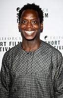 Kobna Holdbrook-Smith at the TriForce Short Film Festival gala ceremony, BFI Southbank, London, UK - 30 Nov 2019