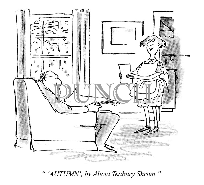 """ 'Autumn', by Alicia Teabury Shrum."""