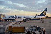 Ryan air at Lissabon Airport