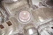 Wilno. Litwa. Barokowy kościół św. Piotra i Pawła