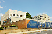 The College of Engineering and Computer Science Building on Campus at California State University Fullerton