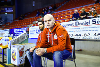 Giampaolo MEDEI  - 19.12.2014 - Beauvais / Saint Nazaire - 12e journee de Ligue A<br />