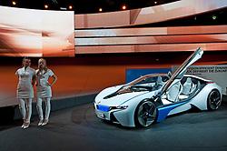 BMW Vision Efficient Dynamics turbo diesel plug-in hybrid concept Frankfurt Motor Show 2009