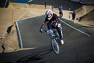 #116 (SIINMAA Tom) AUS at the 2013 UCI BMX Supercross World Cup in Chula Vista