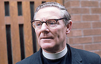 Archdeacon Samuel Crooks, Dean, St Anne's Cathedral, Belfast, N Ireland, UK, 197101000072a..Copyright Image from Victor Patterson, 54 Dorchester Park, Belfast, UK, BT9 6RJ..Tel: +44 28 9066 1296.Mob: +44 7802 353836.Voicemail +44 20 8816 7153.Skype: victorpattersonbelfast.Email: victorpatterson@me.com.Email: victorpatterson@ireland.com (back-up)..IMPORTANT: If you wish to use this image or any other of my images please go to www.victorpatterson.com and click on the Terms & Conditions. Then contact me by email or phone with the reference number(s) of the image(s) concerned.