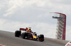 October 20, 2017 - Austin, United States of America - Motorsports: FIA Formula One World Championship 2017, Grand Prix of United States, .#33 Max Verstappen (NLD, Red Bull Racing) (Credit Image: © Hoch Zwei via ZUMA Wire)