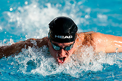 "Jaka Svetek of Slovenia during 43rd International Swimming meeting ""Telekom 2019"", on July 14, 2019 in Radovljica, Slovenia. Photo by Matic Klansek Velej / Sportida"