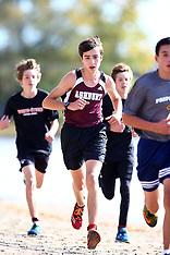 2016 Boys Junior Varsity High School -- HS Capital X-Country