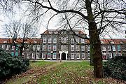 Nederland, Ede, 16-3-2012Johan Willem Friso Kazerne, een van de zeven op het Maurits complex. Defensie heeft het gebied overgedaan aan de gemeente die de oudste gebouwen gaat herbestemmen en nieuwe woningbouw gaat plegen. Foto: Flip Franssen/Hollandse Hoogte