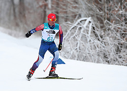 USA's Rusian Reiter competes in the Men's 15km, Standing Biathlon, at the Alpensia Biathlon Centre during day seven of the PyeongChang 2018 Winter Paralympics in South Korea