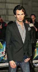 © Licensed to London News Pictures. 24/03/2014, UK. Mark-Francis Vandelli, Muppets Most Wanted - VIP screening, Curzon Mayfair, London UK, 24 March 2014. Photo credit : Richard Goldschmidt/Piqtured/LNP