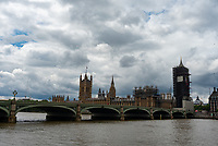 The Palace of Westminster serves as the meeting place for both the House of Commons and the House of Lords.photo by mark anton smith