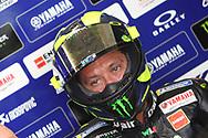 #46 Valentino Rossi, Italian: Movistar Yamaha MotoGP during the Motul Dutch TT MotoGP, TT Circuit, Assen, Netherlands on 30 June 2019.