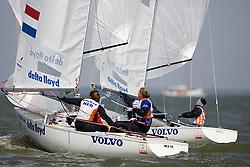 08_002682 © Sander van der Borch. Medemblik - The Netherlands,  May 24th 2008 . Day 4 of the Delta Lloyd Regatta 2008.