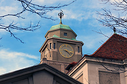 Apr 24, 2017 - Boston, Massachusetts, U.S. - Harvard University is a private Ivy League research university in Cambridge, Massachusetts, established in 1636, whose history, influence, and wealth have made it one of the world's most prestigious universities. (Credit Image: © Katrina Kochneva via ZUMA Wire)