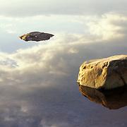 Rocks and Sky