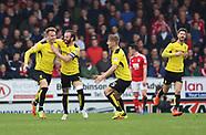 Burton Albion v Nottingham Forest 110317