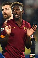 Mapou Yanga-Mbiwa Roma <br /> Roma 16-03-2015 Stadio Olimpico Football Calcio Serie A 2014/2015 AS Roma - Sampdoria . Foto Andrea Staccioli / Insidefoto