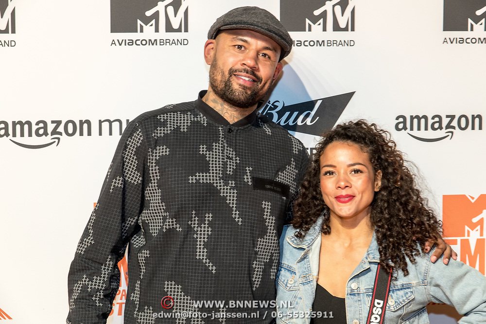NLD/Amsterdam/20191028 - MTV Pre Party in Amsterdam, ..........