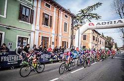 PRAH Aljaz (SLO) of Rog - Ljubljana, PAJEK Luka (SLO) of KK Grega Bole Bled during the UCI Class 1.2 professional race 4th Grand Prix Izola, on February 26, 2017 in Izola / Isola, Slovenia. Photo by Vid Ponikvar / Sportida