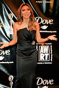 Giulana DePandi Rancic arrives at The 33rd Annual American Women in Radio & Television's Gracie Allen Awards held at Marriot Marquis Hotel on May 28, 2008..The year 2008 marks the 57th Anniversary of American Women in Radio & Television(AWRT), the longest established prfessional association dedicated to advancing women in media and entertainment. AWRT carries forth the mission by educating, advocating and acting as a resource to its members and the industry at large.