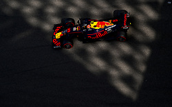 November 24, 2017 - Abu Dhabi, United Arab Emirates - Motorsports: FIA Formula One World Championship 2017, Grand Prix of Abu Dhabi, .#33 Max Verstappen (NLD, Red Bull Racing) (Credit Image: © Hoch Zwei via ZUMA Wire)