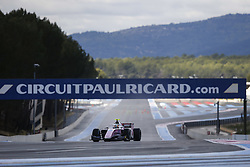 March 6, 2018 - Le Castellet, France - NIREI FUKUZUMI of Japan and Arden International drives during the 2018 Formula 2 pre season testing at Circuit Paul Ricard in Le Castellet, France. (Credit Image: © James Gasperotti via ZUMA Wire)
