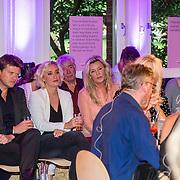 NLD/Amsterdam/20160705 - Boekpresentatie Huidpijn van Sakia Noort, rondetafelgesprek Beau van Erven Dorens, Eva Jinek