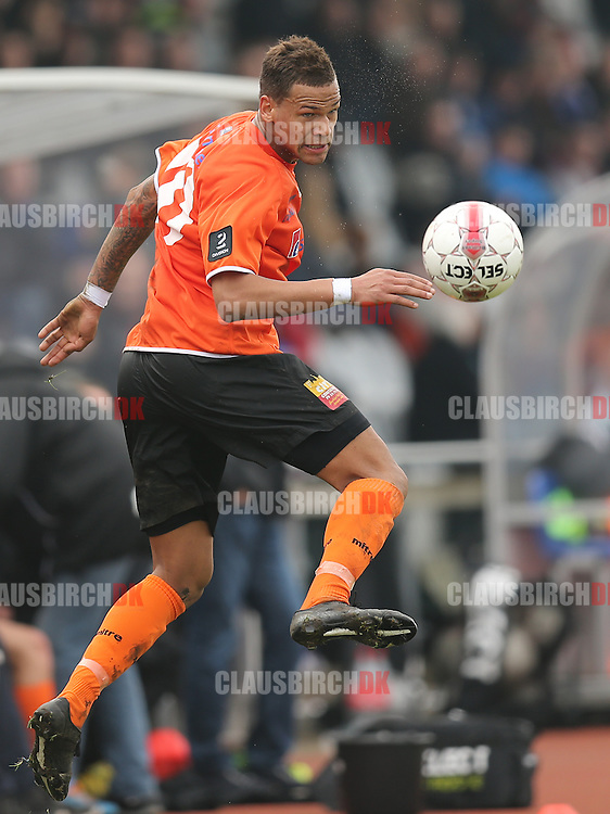 Jason Grannum (FC Helsingør).