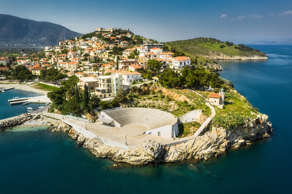 Paralio Astros, Greece