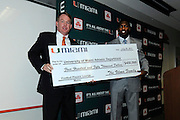 Jonathan Vilma Donation
