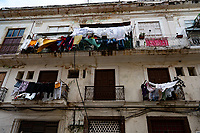 Laundry, Havana Cuba 2020 from Santiago to Havana, and in between.  Santiago, Baracoa, Guantanamo, Holguin, Las Tunas, Camaguey, Santi Spiritus, Trinidad, Santa Clara, Cienfuegos, Matanzas, Havana