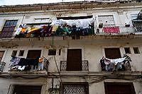 Laundry, Havana Cuba 2020 from Santiago to Havana, and in between.  Santiago, Baracoa, Guantanamo, Holguin, Las Tunas, Camaguey, Santi Spiritus, Trinidad, Santa Clara, Cienfuegos, Matanzas, Havana