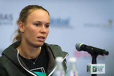 2018 WTA Finals - 21 Oct 2018