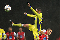 20111103 Braga: SC Braga vs. NK Maribor, UEFA Europa League, Group H, 4th round. In picture: Rajcevic. Photo: Pedro Benavente/Cityfiles