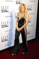 Ellie Goulding, ELLE Style Awards, One Embankment, London UK, 18 February 2014, Photo by Richard Goldschmidt