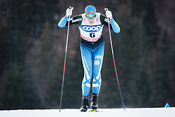 Strandvall Matias (FIN) during Man 1.2 km Free Sprint Qualification race at FIS Cross<br /> Country World Cup Planica 2016, on January 16, 2016 at Planica,Slovenia. Photo by Ziga Zupan / Sportida