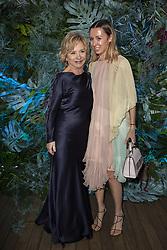 Alberta Ferretti, Nataly Ossman attend the Alberta Ferretti cruise collection fashion show held at Monaco Yacht Club, Monaco on May 18 , 2109. Photo by ABACAPRESS.COM