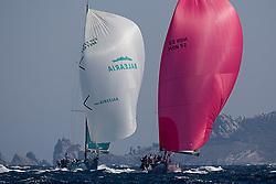 07_005766 © Sander van der Borch. Hy?res - FRANCE,  12 September 2007 . BREITLING MEDCUP  in Hy?res  (10/15 September 2007). Races 3, 4 & 5.