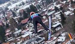 30.01.2016, Normal Hill Indiviual, Oberstdorf, GER, FIS Weltcup Ski Sprung Ladis, Bewerb, im Bild Juliane Seyfarth (GER) // Julina Seyfarth of Germany during his Competition Jump of Four Hills Tournament of FIS Ski Jumping World Cup Ladis at the Normal Hill Indiviual, Oberstdorf, Germany on 2016/01/30. EXPA Pictures © 2016, PhotoCredit: EXPA/ Peter Rinderer