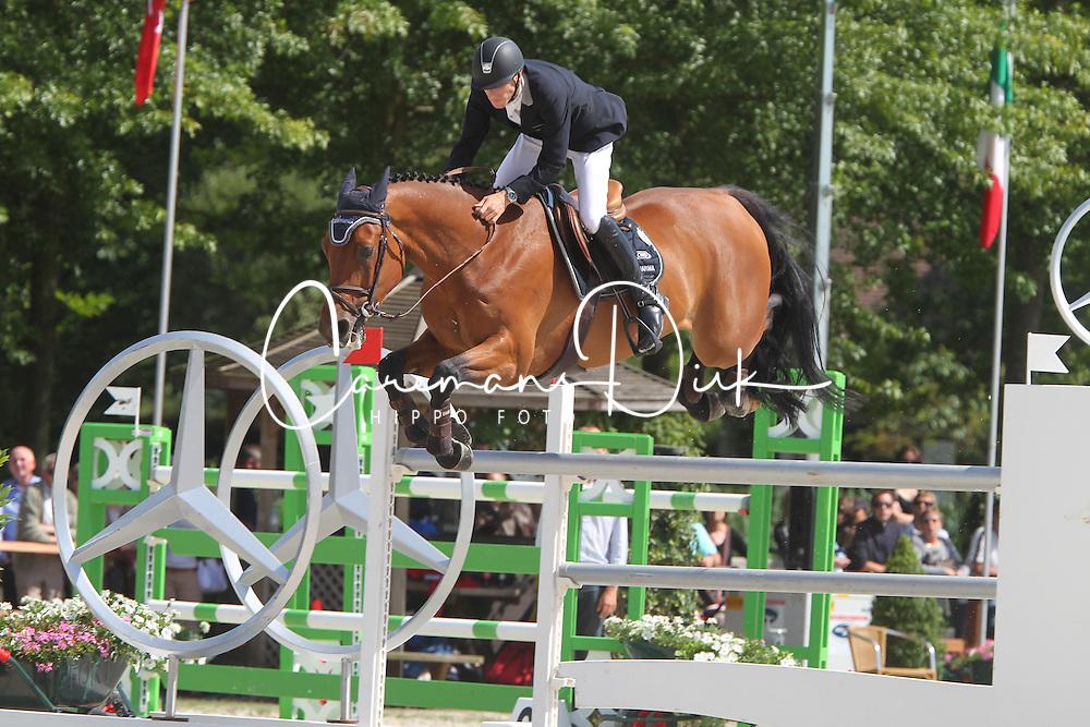 Devos Pieter (BEL) - Dax Van Dabdijhoeve<br />Flanders Horse Event - Beervelde 2012<br />© Hippo Foto - Counet Julien