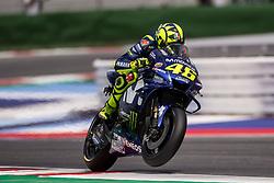 September 7, 2018 - Saint Marin, Italie - VALENTINO ROSSI - ITALIAN - MOVISTAR YAMAHA MotoGP - YAMAHA (Credit Image: © Panoramic via ZUMA Press)