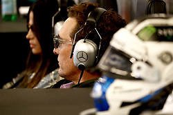 October 20, 2018 - Austin, United States - Motorsports: FIA Formula One World Championship; 2018; Grand Prix; United States, FORMULA 1 PIRELLI 2018 UNITED S GRAND PRIX , Circuit of The Americas Matthew Mcconaughey, Actor  (Credit Image: © Hoch Zwei via ZUMA Wire)