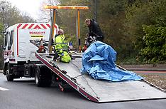 Woman Dies on Motorbike